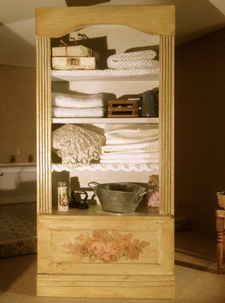 armoire linge